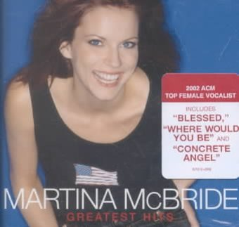 Martina McBride - Greatest Hits (CD)