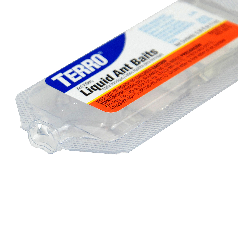 Terro Liquid Ant Baits 6 Pack Walmart Com Walmart Com