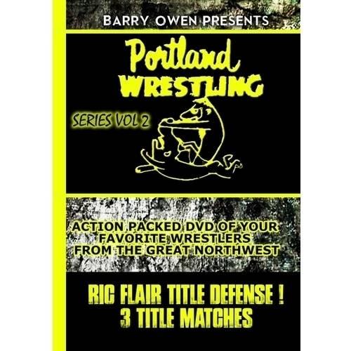 Barry Owen Presents Portland Wrestling Vol. 2 by