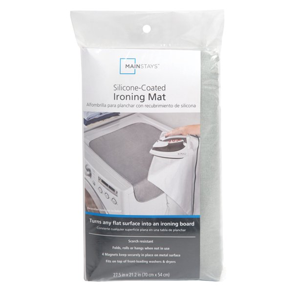 Mainstays Silicone Coated Ironing Mat