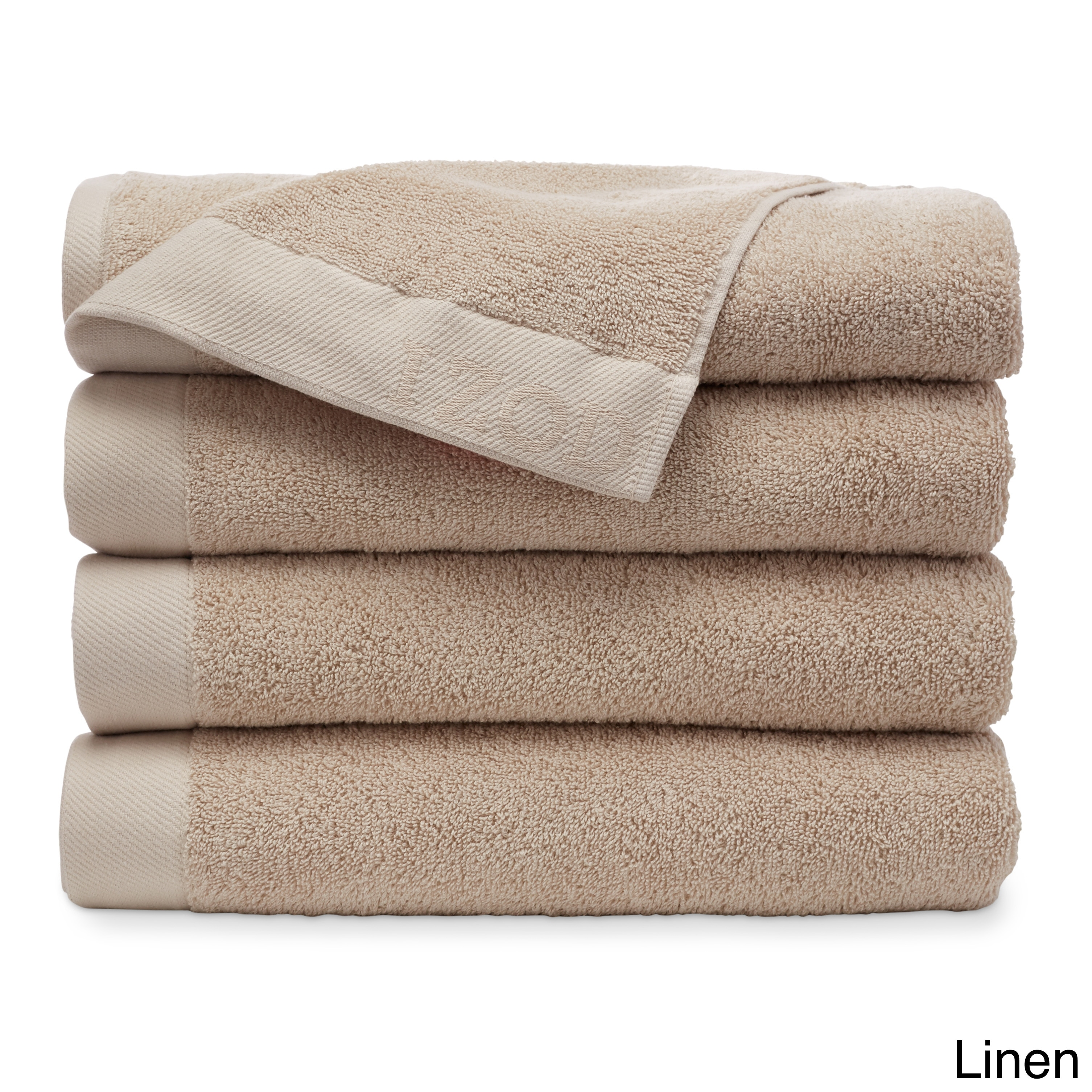 IZOD Classic Egytpian Bath Towel Set Set of 2 by Overstock