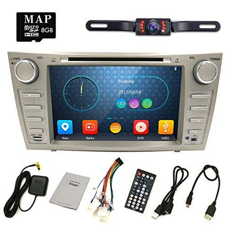 Hizpo Rear Camera Included For Toyota Camry 2007 2008 2009 2010 2011 - Toyota-map-updates-us