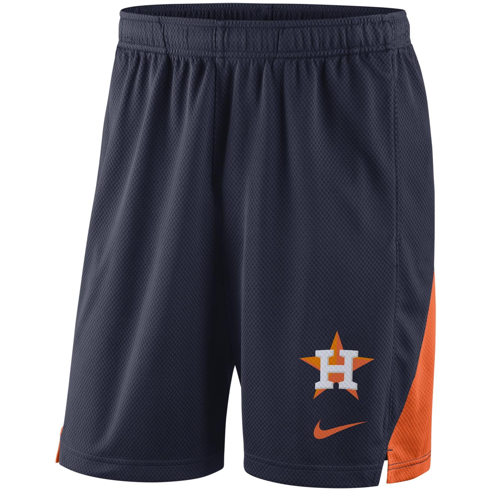 Houston Astros Nike Franchise Performance Shorts - Navy