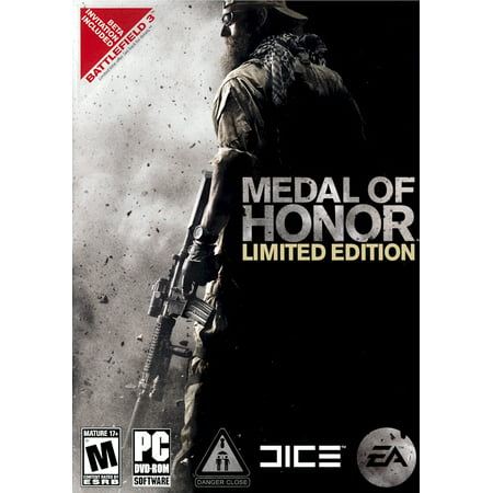 Electronic Arts Medal Of Honor Limited Edition [windows Xp/vista/windows 7] ()