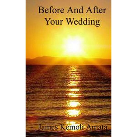 Before And After Your Wedding - eBook - After Wedding Brunch