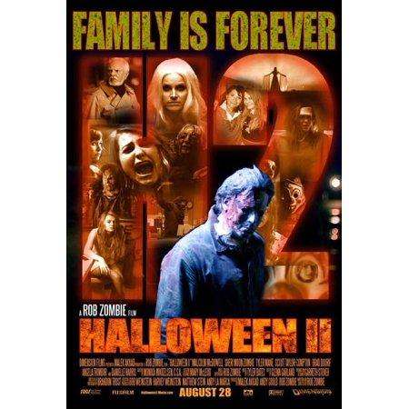 Halloween 2 POSTER Movie L Mini Promo