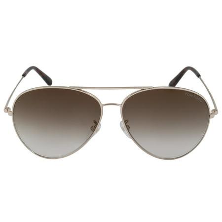 06b160026ba Tom Ford - Tom Ford Aviator Sunglasses FT0417 28G 62