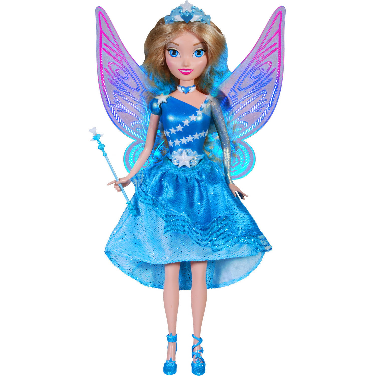 Glimmer Glow Twinkle the Real Tooth Fairy by Hooray Toys