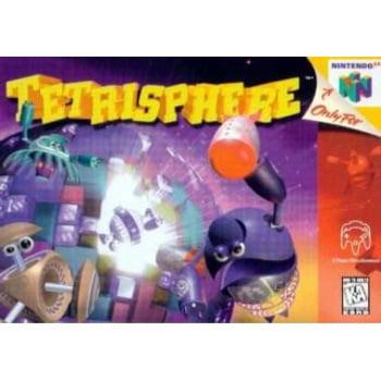 Tetrisphere Nintendo 64 by