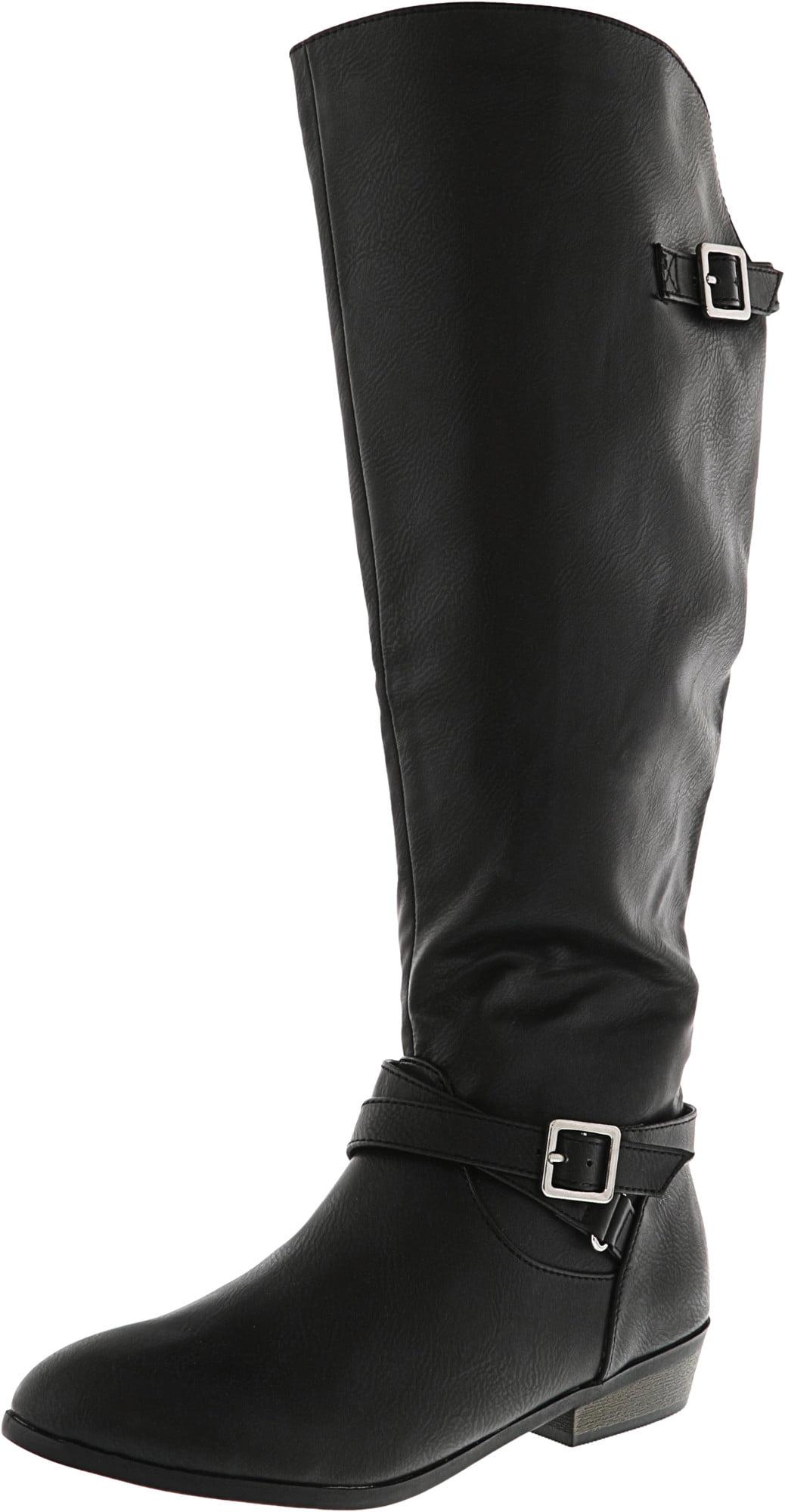 Material Girl Women/'s Capri Knee-High Boot