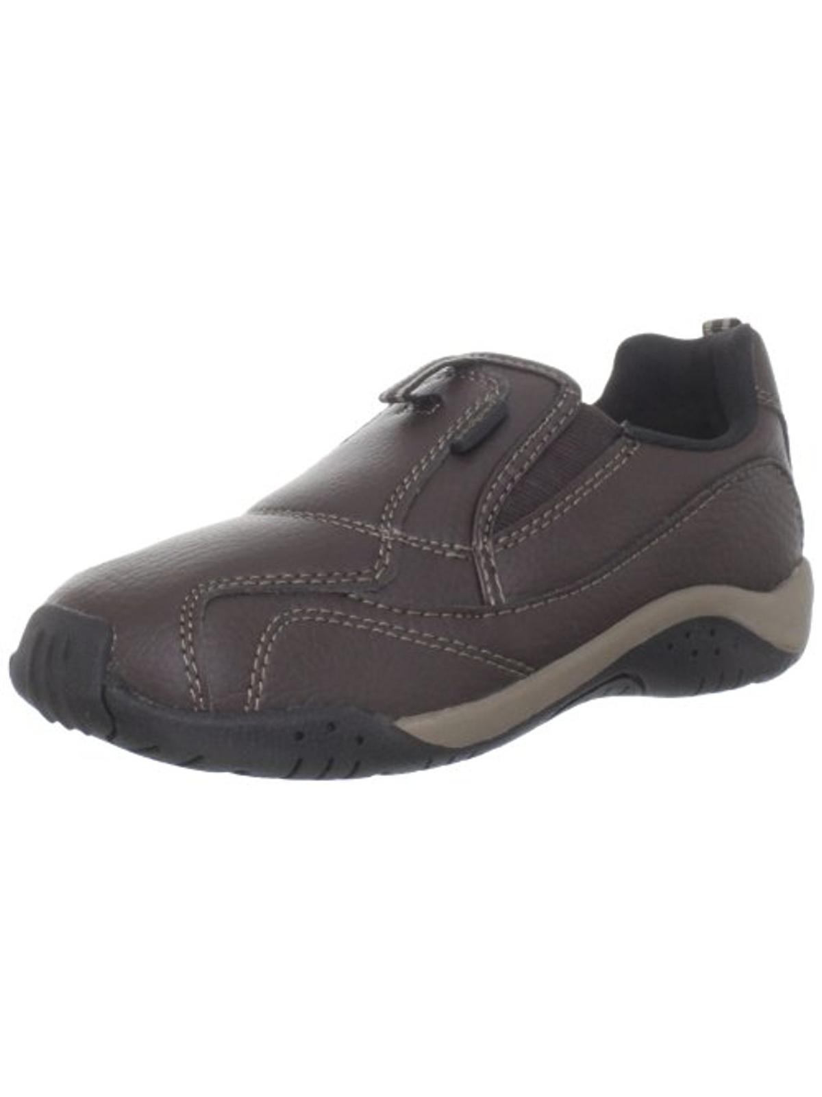 Pediped Boys Vail Faux Leather Loafers