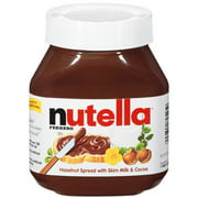 Nutella: Hazelnut With Skim Milk & Cocoa Spread, 26.5 oz