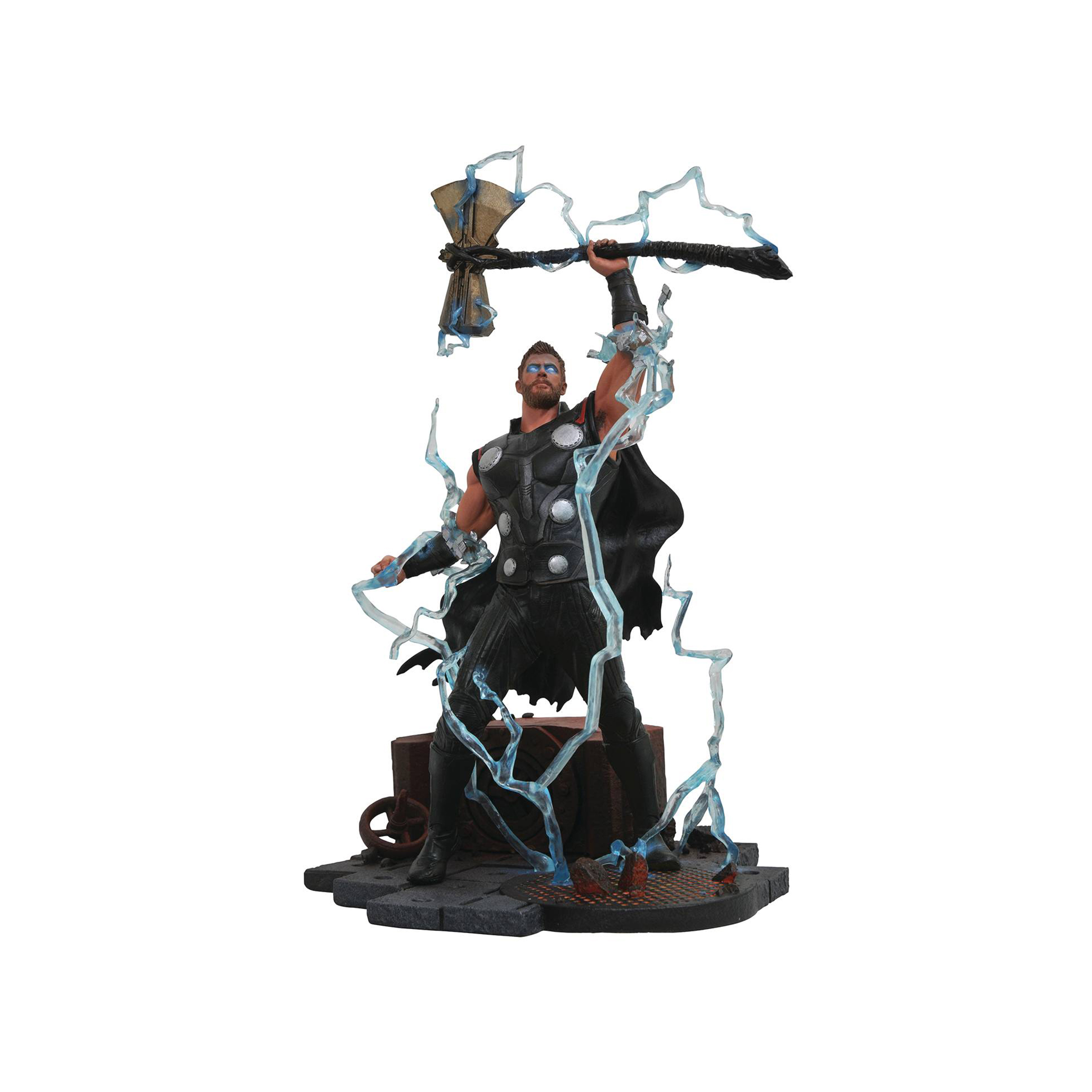 Diamond Select Toys Marvel Gallery Avengers 3 Thor PVC Statue