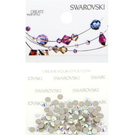 Swarovski 2058 Rhinestones FlatBack 9ss Crystal AB 115 pcs