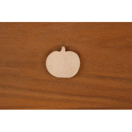 Pumpkin 1/8 x 24 PKG 1 laser cut wooden Pumpkin by Woodnshop