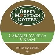 GREEN MOUNTAIN CARAMEL VANILLA 24 K CUP COFFEE