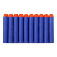 500pcs 7.2cm Foam Darts for N-strike Elite Series Blasters Toy Gun