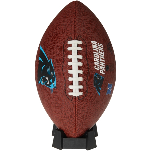 Carolina Panthers Rawlings Game Time Official Size Football - No Size