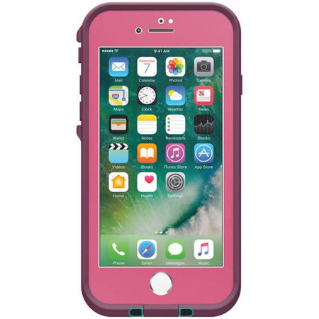 buy popular ec1ec 64a5a LifeProof FRE Series Waterproof Case for iPhone 7 - Twilight's Edge Pink