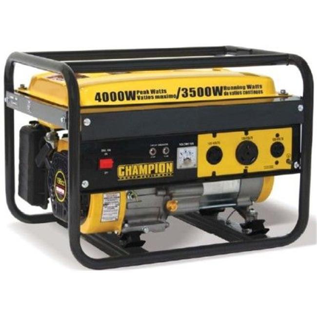 Champion 46596 3500 - 4000 Watt Portable Gas Generator