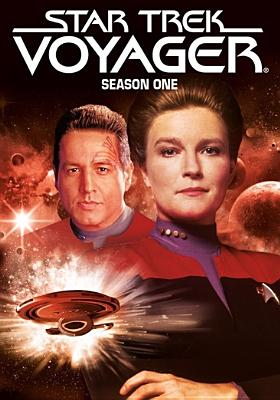 Star Trek Voyager: Season One (DVD) by Paramount Home Entertainment