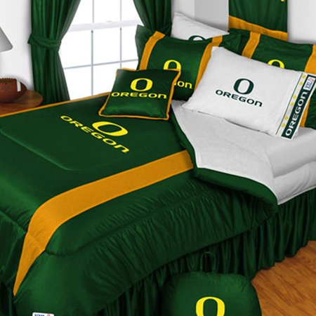 Oregon Ducks King Bed Set