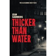 Thicker Than Water - eBook