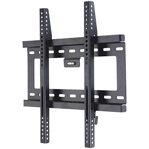 "Level Mount He400ft Wall Mount For Tv - 47"" Screen Support - 200 Lb Load Capacity - Matte Black (he400ft)"
