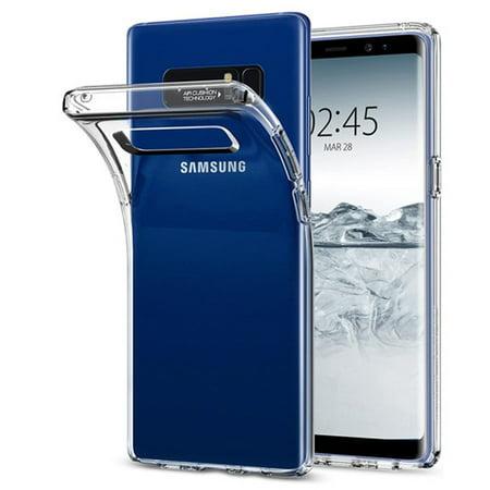 [PST] Coque Samsung Galaxy Note 8, coque arrière en silicone TPU souple ultra-mince, antichoc, antichoc