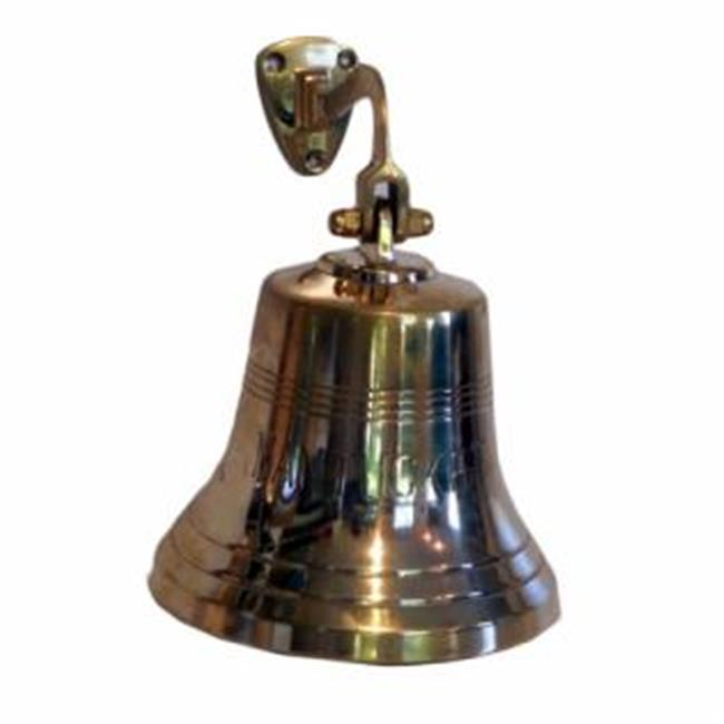 Halco 1360 8'' Hand Bell - Large