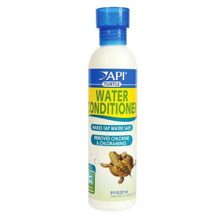 API Turtle Water Conditioner, Water Conditioner, 8 oz ()