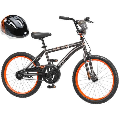 "20"" Pacific Igniter Boys' Bike and Helmet Bundle"
