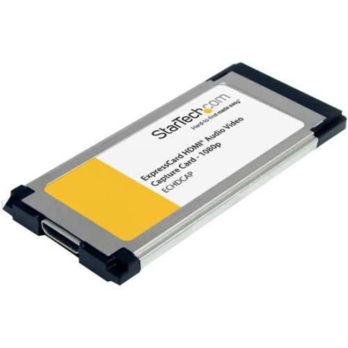 EXPRESSCARD VIDEO CAPTURE CARD 1080P FOR HDMI