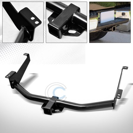 Bead Receiver Kit - RL Concepts Class 3 Trailer Hitch Receiver Rear Bumper Tow Kit 2