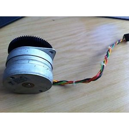 Hp C4704 60017 Service Station Carriage Motor