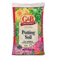 2CUFT Potting Soil