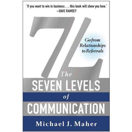 7L The Seven Levels Of Communication  Go From Relationships To Referrals