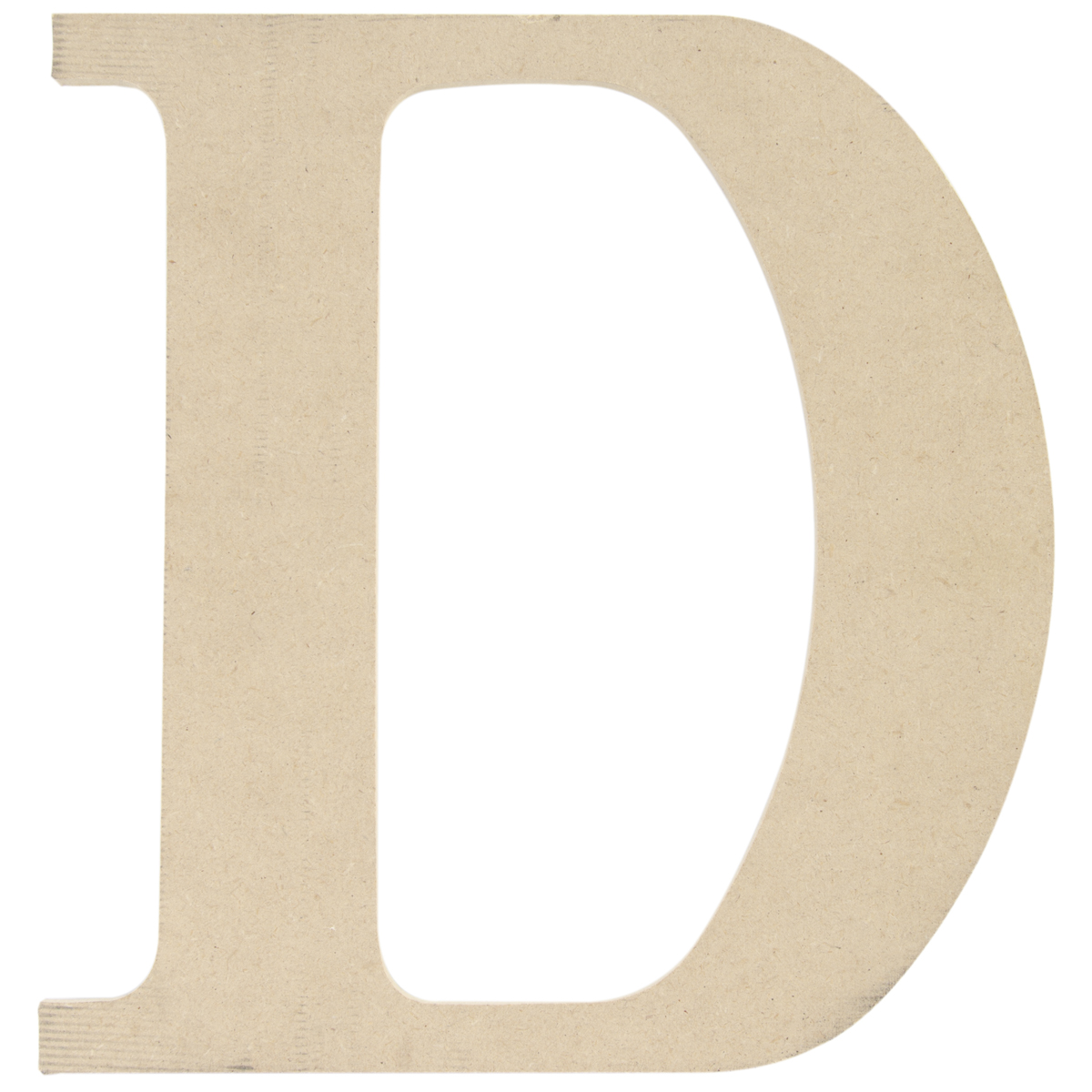 5 inch wooden letters mdf classic font wood letters amp numbers 9 5 inch letter d 18158