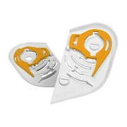 Icon Proshield Base Plate Pivot Kit Airframe/Alliance/Domain 2 White