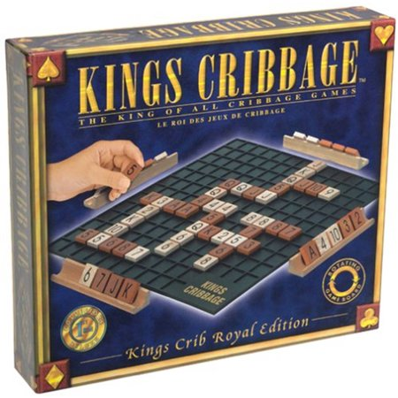 Kings Cribbage, Royal Edition