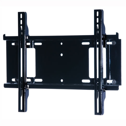 "Peerless Pro PF640 Pro Series Universal Flat Panel Wall Mount for 23"" - 46"" TVs, Black"