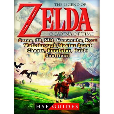 The Legend of Zelda Ocarina of Time, Game, 3D, N64, Gamecube, Rom, Walkthrough, Master Quest, Cheats, Emulator, Guide Unofficial -