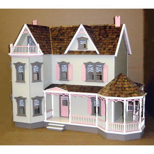 Real Good Toys Glenwood Dollhouse Kit - 1 Inch Scale
