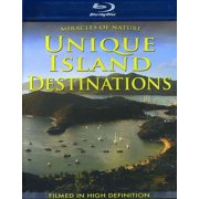 Miracles of Nature: Unique Island Destinations (Blu-ray) by TIMELESS