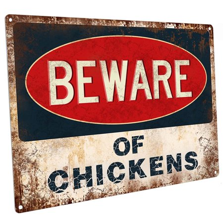 Beware of Chickens 9