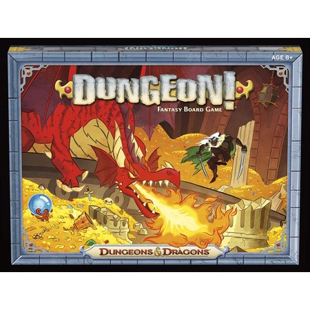 Dungeon! Board Game (Other) (Dragon Games For Kids)
