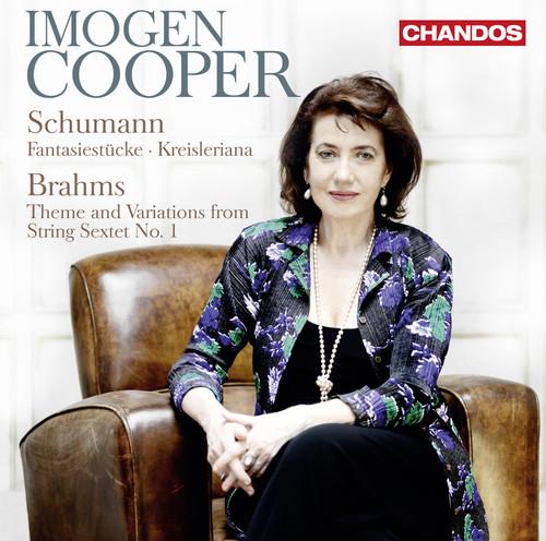 Schumann/Brahms - Schumann: Fantasiestucke; Kreisleriana; Brahms: Theme and Variations [CD]