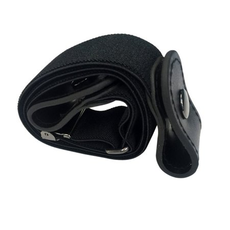 2019 elastic invisible belt belt belt with multi-functional slim belt - image 1 of 3