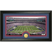 The Highland Mint NFL Stadium Bronze Coin Panoramic Photo Mint, New York Giants