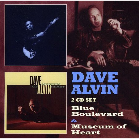 Dave Alvin - Blues Boulevard / Museum of the Heart (CD) - image 1 of 1